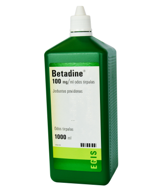 betadine sol 1000ml