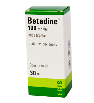 betadine sol 30ml