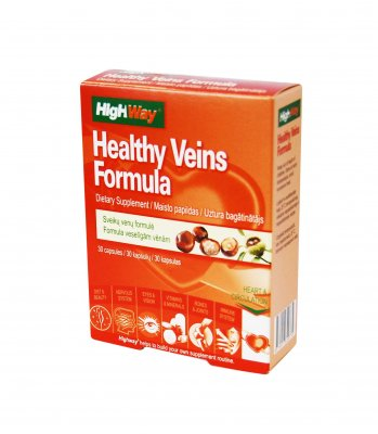 highway healthy veins formula caps n30
