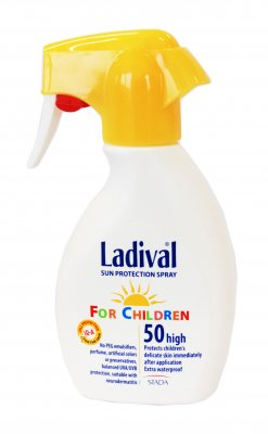 ladival spf50 children spray 200ml