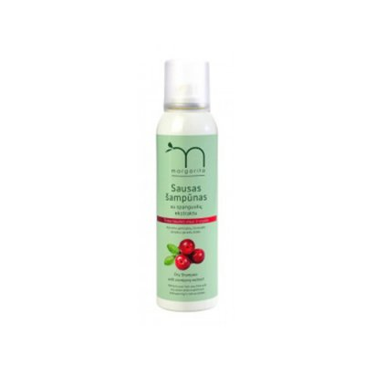 margarita sausas sampunas 150 ml