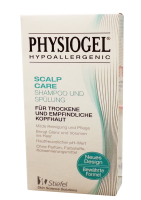 physiogel shampoo plus 150ml