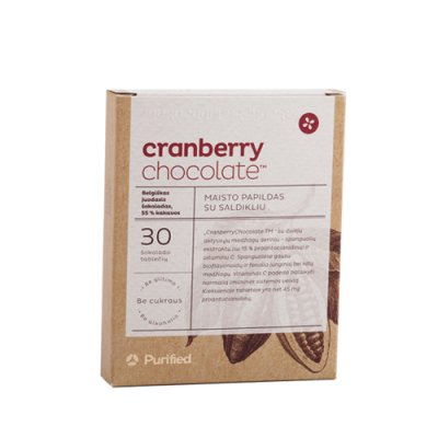purified cranberrychocolate n30