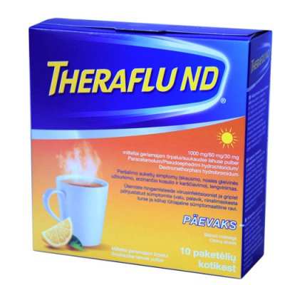 theraflu nd n10