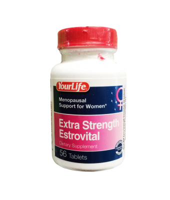 your life extra strenght estrovital n56