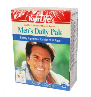 your life mens daily pak n 30x5