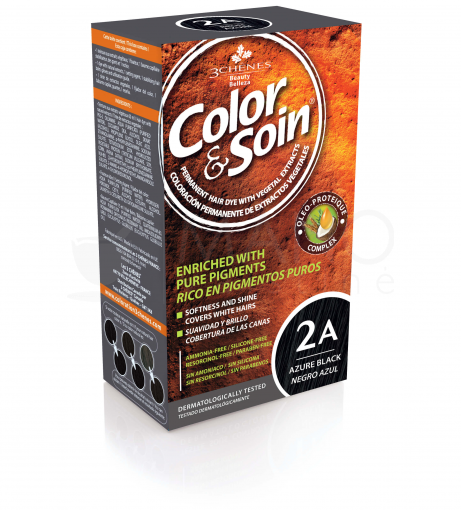color soin dazai plaukams 2a 135ml