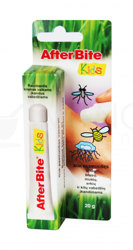 after bite kids kremas 20g