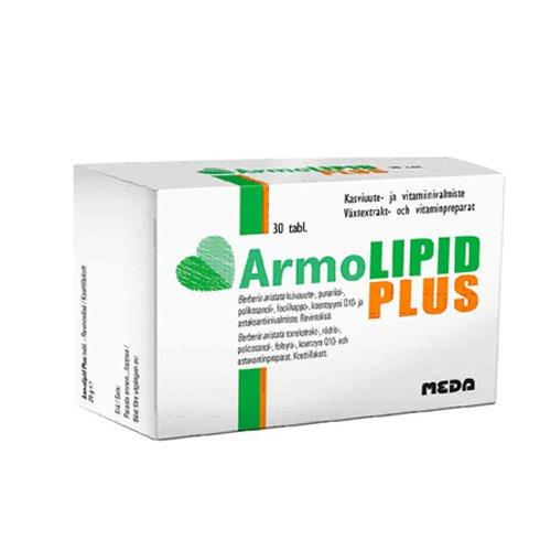 Armolipid Plus tabletės, N30
