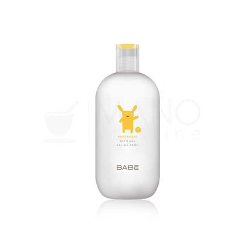babe pediatric vonios gelis 100ml