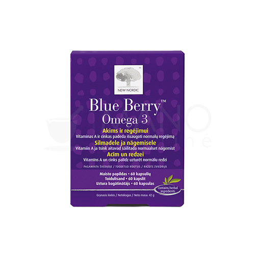 blue berry omega