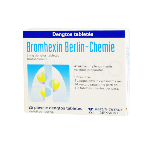 bromhexin 8 mg berlin