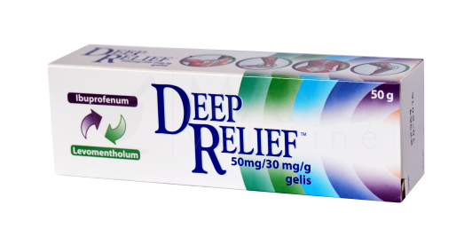 deep relief gelis 50g