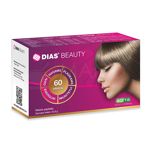 dias beauty tabletes n60