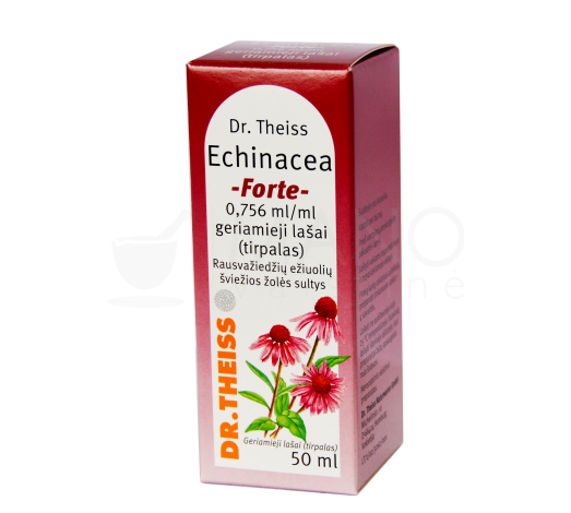dr theiss echinacea forte ger la ai 50ml