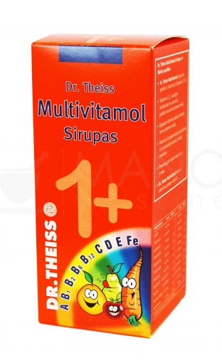 dr theiss multivitamol sir 200ml
