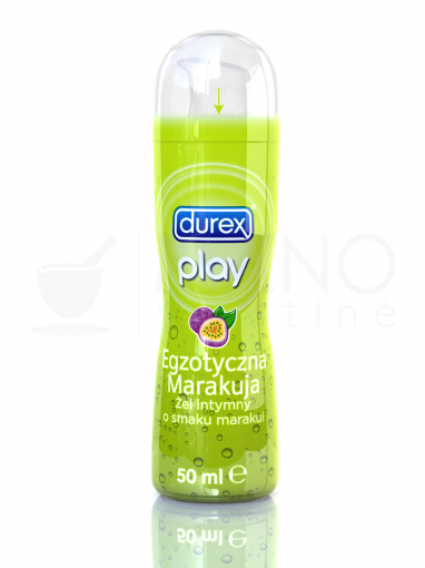 DUREX Play Passion Fruit lubrikantas 50ml