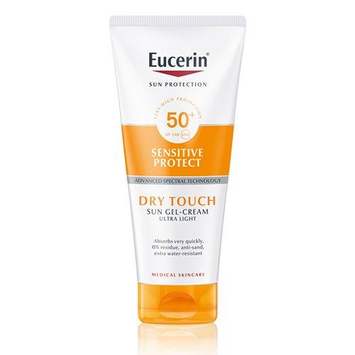 Eucerin Sun Oil Control gelinis kremas nuo saulės kūnui Dry Touch SPF50+ 200ml