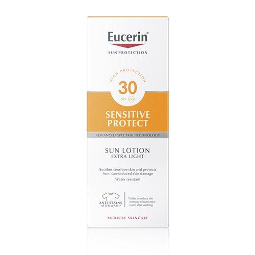 Eucerin Sun ypač lengvas losjonas nuo saulės SPF30 150ml
