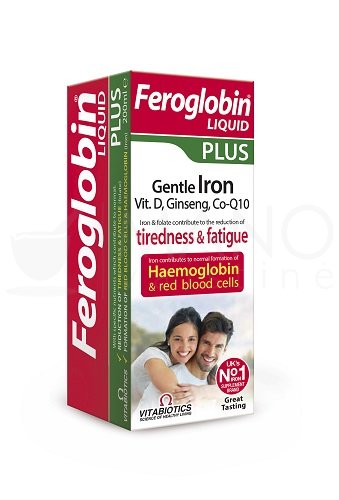 feroglobin liquid plus