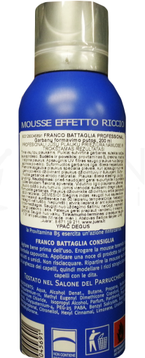 franco battaglia garbanu formavimo putos 200ml 1