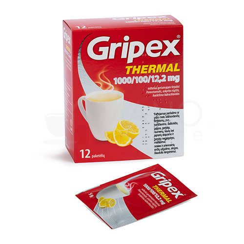 gripex thermal 100010012 2mg milt ger tirp n12 2
