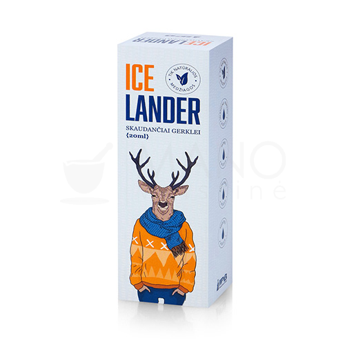 icelander 20 ml purskalas