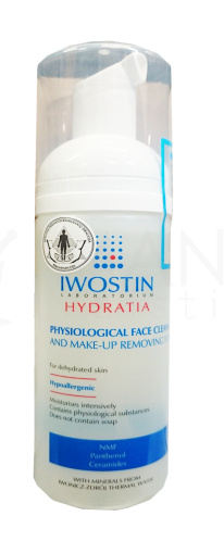 iwostin hydratia fiziologines putos veidui 165ml