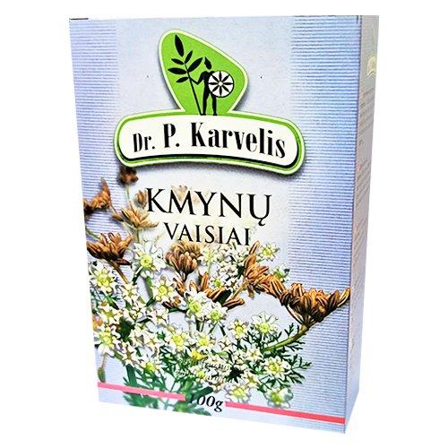 Kmynų vaisiai, žolelių arbata, 100 g (K)