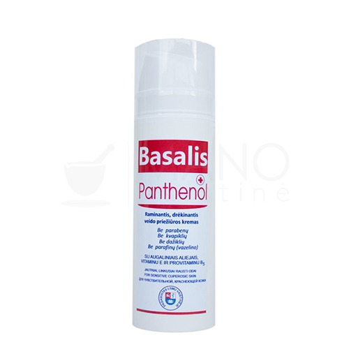 kremas basalis panthenol 150ml