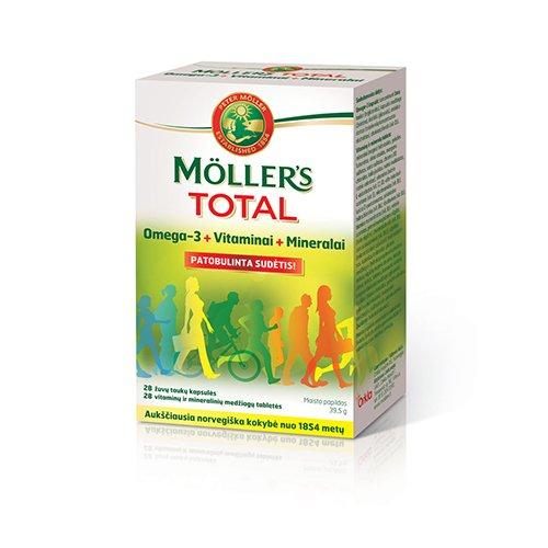 Mollers fish oil