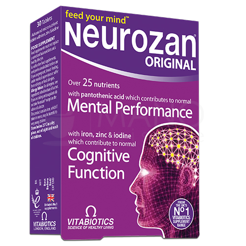 neurozan original tabletes n30