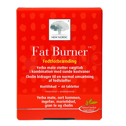 new nordic fat burner n60