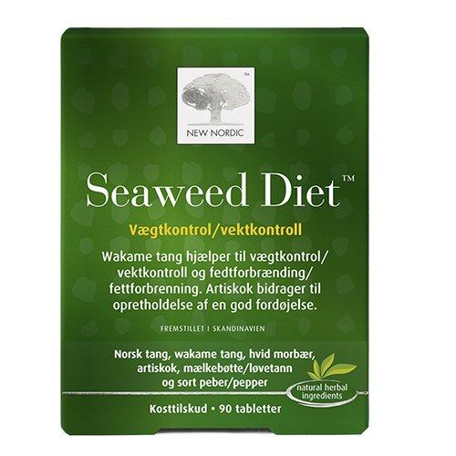 New Nordic Seaweed diet N90