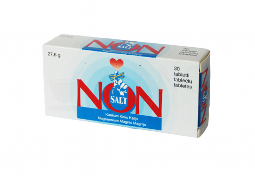 nonsalt tab blist n30