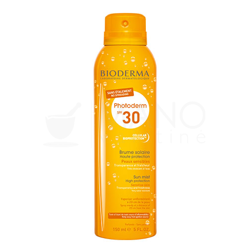 photoderm max brume solaire spf30 apsauga nuo saules 150ml