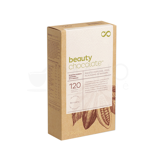 purified beautychocolate n120