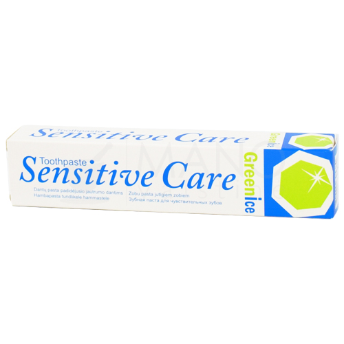 senesitive care dantu pasta