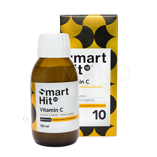 smart hit iv vitamin c 100ml 2