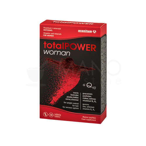 totalpower woman tab n30