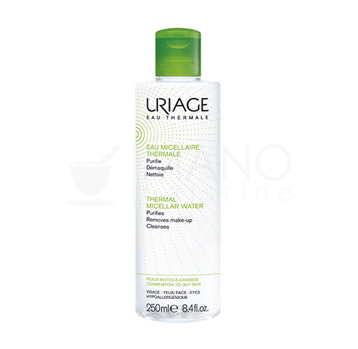 uriage micelaire green
