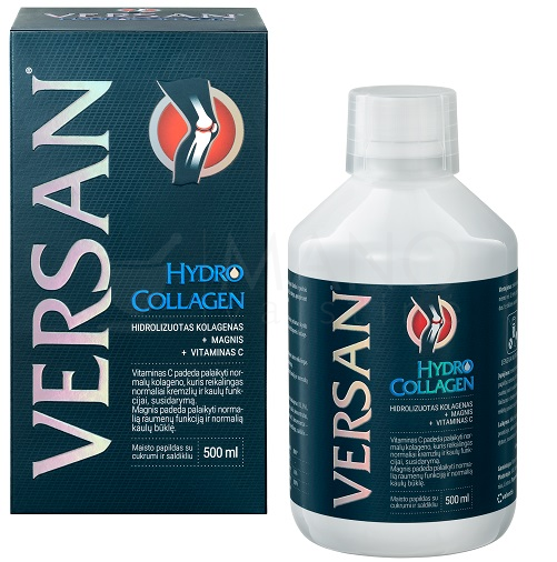versan hydrocollagen 500ml