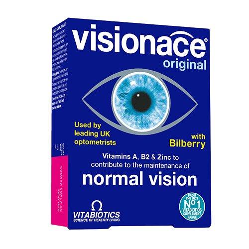 VISIONACE, 30 tablečių