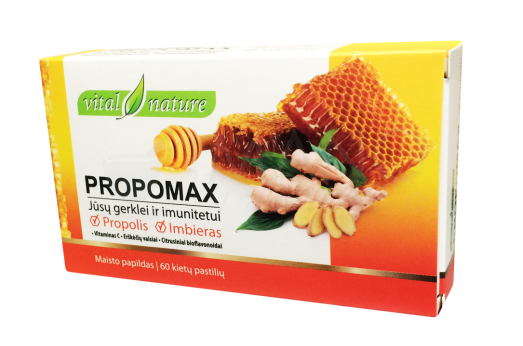 vital nature propomax tabletes n60