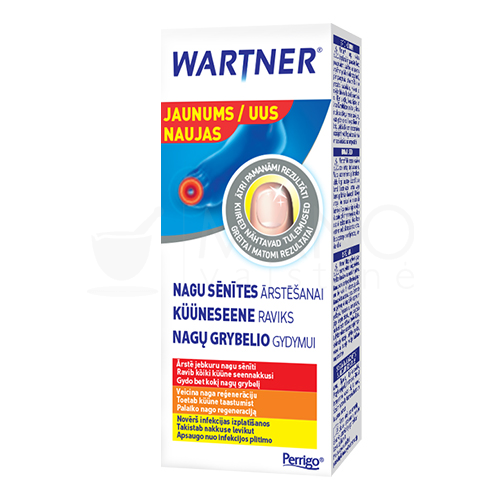 wartner nail expert lotion 7ml