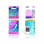 Piksters interdental brushes, 0.5 mm, pink, N10