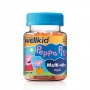 WELLKID PEPPA PIG Multi-vits N30
