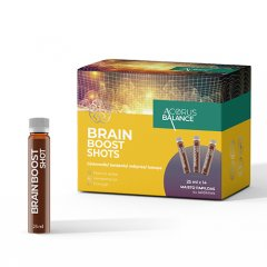 ACORUS BALANCE BRAIN BOOST SHOTS 25ML X 14