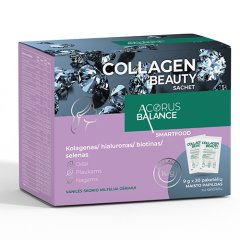 Acorus Balance COLLAGEN BEAUTY sachets 9gx20