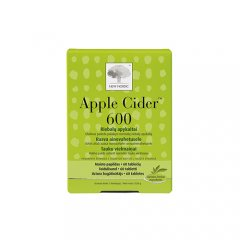 New Nordic Apple Cider 600 mg tabletės, N60